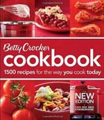 HungryMonster Cookbook Pick Betty Crocker Cookbook: 1500 Recipes