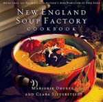 HungryMonster Cookbook Pick New England Soup Factory Cookbook