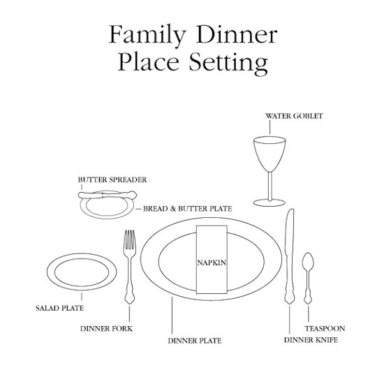 FamilyTableSetting Jpg. Amazing Elegant Table Luxury Dining Cozy Family Dinner Of Setting .  sc 1 st  tagranks.com & Extraordinary Family Table Setting Pictures - Best Image Engine ...